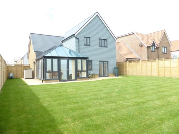 Thumbnail Detached house for sale in Bramley Way, New Romney