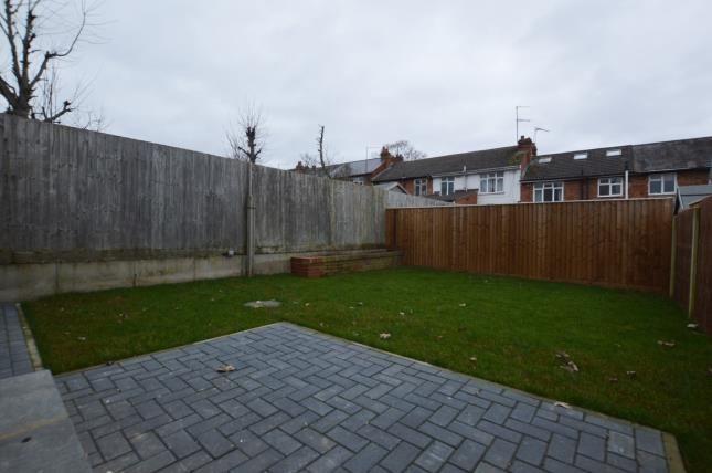 Garden of Ross Road, Northampton NN5