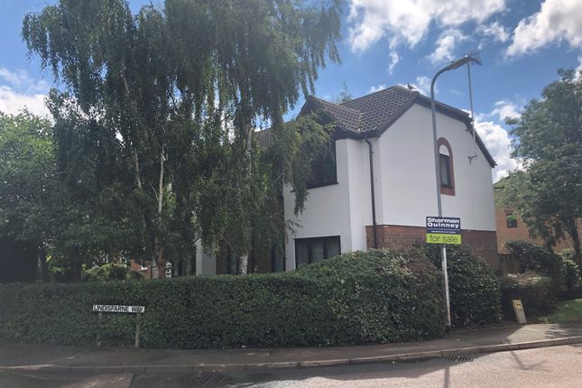 Thumbnail Flat for sale in Lindisfarne Way, Thrapston, Kettering