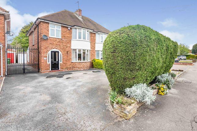 Thumbnail Semi-detached house for sale in Springfield Road, Castle Bromwich, Birmingham