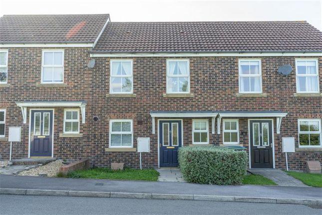 Terraced house for sale in Meadowfield, Burnhope, Durham