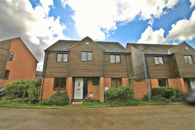 Thumbnail Detached house to rent in Chasewater, Broughton, Milton Keynes