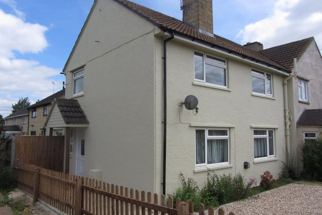 Thumbnail Semi-detached house for sale in Prince Charles Road, Fairford