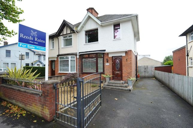 Thumbnail Semi-detached house for sale in Castlereagh Road, Belfast