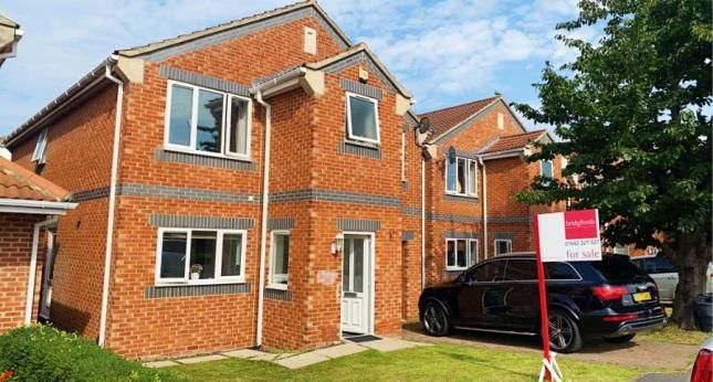 Thumbnail Detached house for sale in South Road, Stockton-On-Tees, Durham