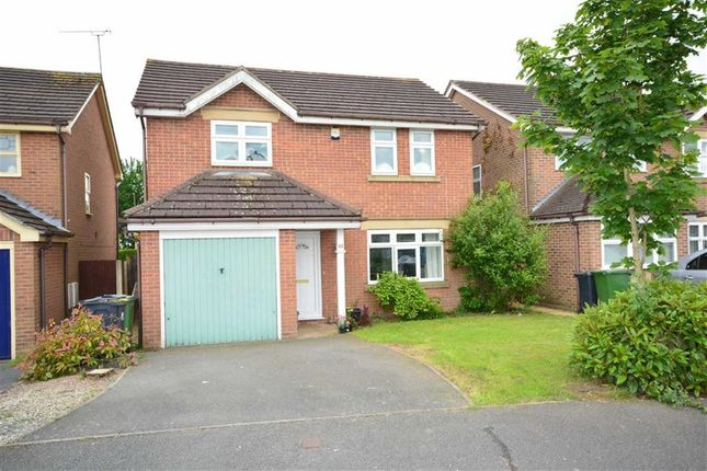 Thumbnail Detached house for sale in Quenby Lane, Butterley, Ripley