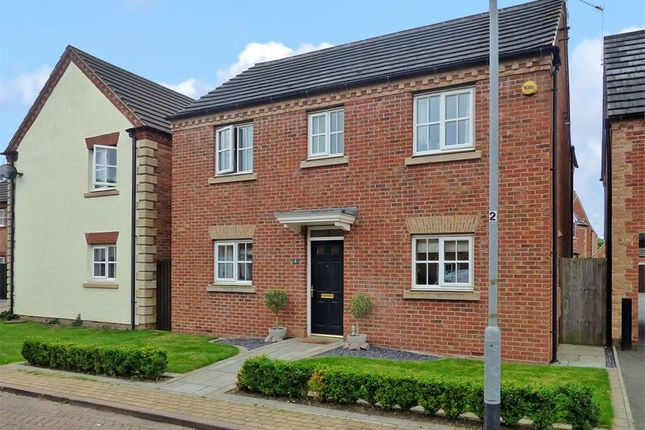 Thumbnail Detached house to rent in Grayson Mews, Chilwell, Nottingham