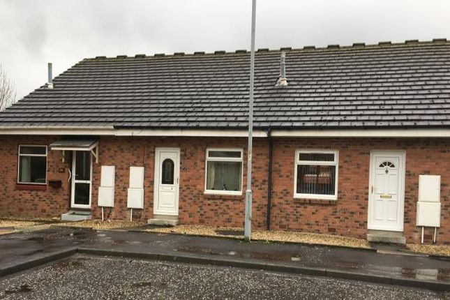 Thumbnail Terraced house to rent in Hillpark Drive, Kilmarnock, Ayrshire