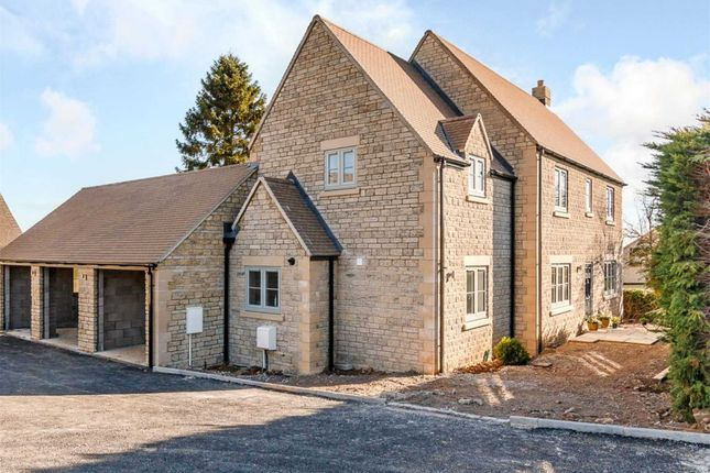 Thumbnail Detached house for sale in Middle Hill, Chalford Hill, Stroud