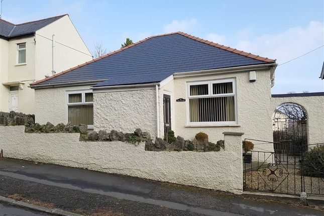 Thumbnail Detached bungalow for sale in Buttrills Road, Barry