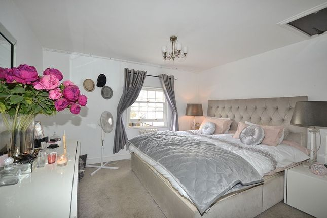 Thumbnail Semi-detached house for sale in High Street, Roydon, Harlow