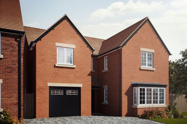 """Thumbnail Detached house for sale in """"The Sharnbrook"""" at St. James Way, Biddenham, Bedford"""