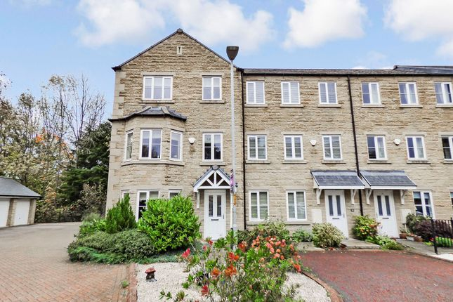 Thumbnail Town house for sale in Southgate Mews, Morpeth