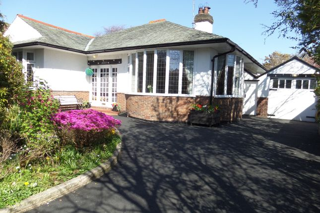 Thumbnail Bungalow for sale in North Drive, Cleveleys