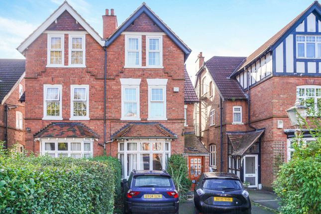 Thumbnail Semi-detached house for sale in Middleton Hall Road, Birmingham