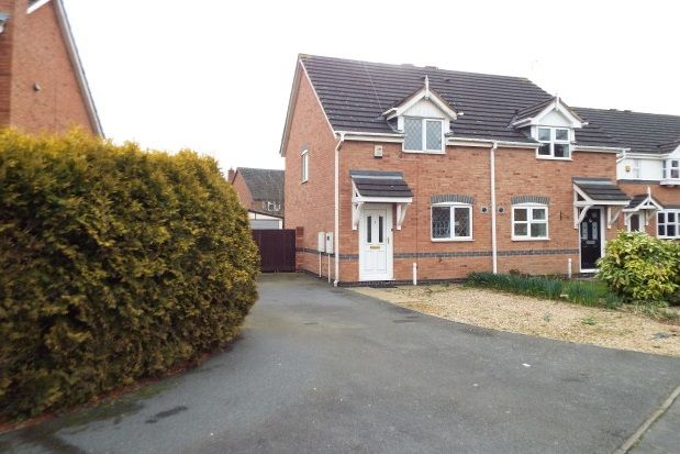 Thumbnail Property to rent in Rochester Close, Mountsorrel