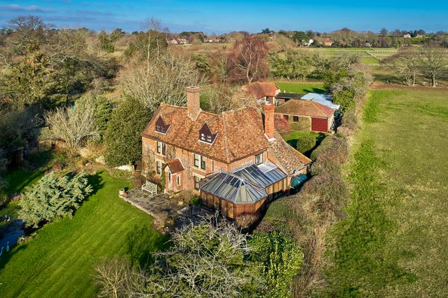 Thumbnail Farm for sale in Suetts Lane, Bishop Waltham