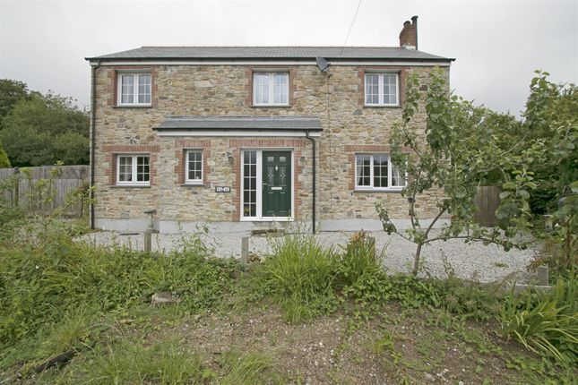 Thumbnail Detached house for sale in Chy Bry, Carbean, St Austell