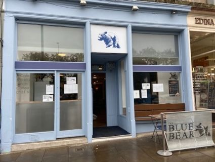 Thumbnail Restaurant/cafe to let in Brandon Terrace, Edinburgh