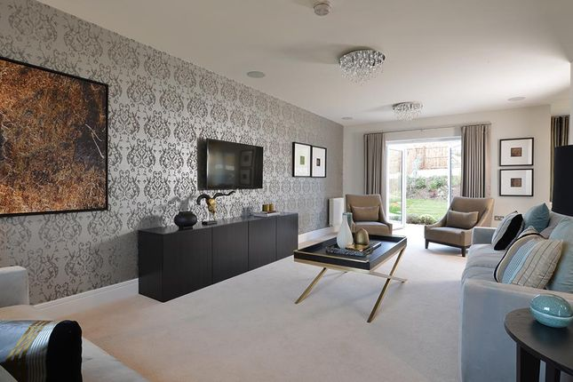 "Detached house for sale in ""The Hexham"" at Garden House Drive, Acomb, Hexham"