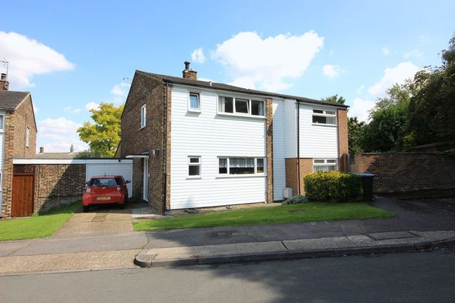 Thumbnail Detached house for sale in Herons Wood, Harlow