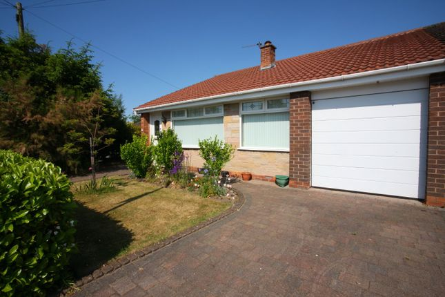 Thumbnail Semi-detached bungalow to rent in Howard Avenue, Lymm