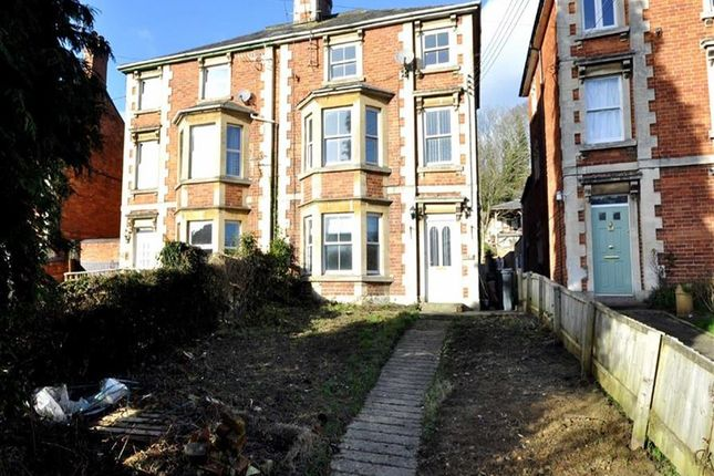 Thumbnail Semi-detached house for sale in Slad Road, Stroud
