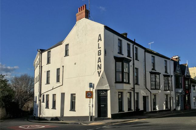 Thumbnail Property for sale in Albany Hotel, The Norton, Tenby, Pembrokeshire