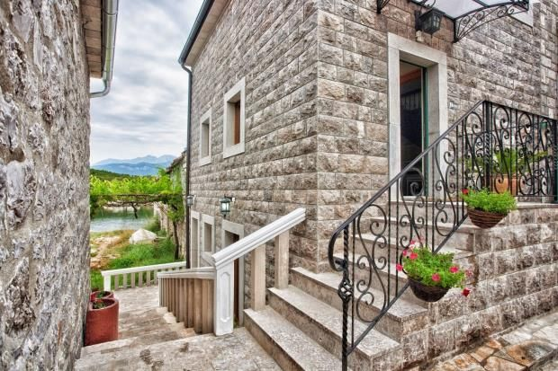 Thumbnail Property for sale in Waterfront Stone Villa, Bjelila, Tivat, Montenegro