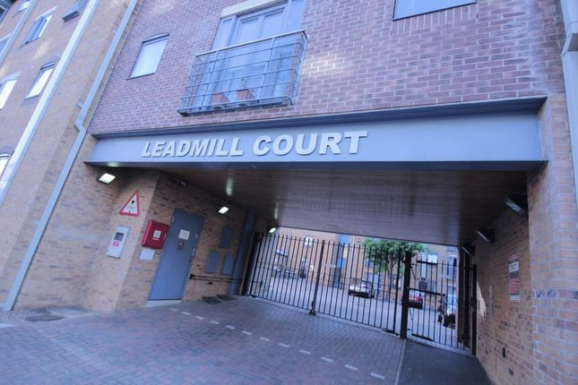 Thumbnail Flat for sale in Leadmill Street, Sheffield