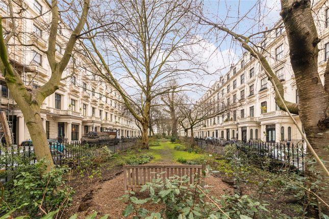 Communal Garden of Queens Gardens, Lancaster Gate, London W2