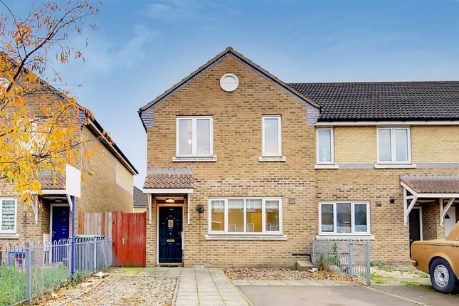 End terrace house for sale in Kariba Close, London