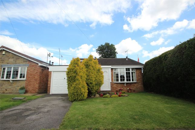 Thumbnail Detached bungalow for sale in Woodmoor Road, Hemsworth, West Yorkshire