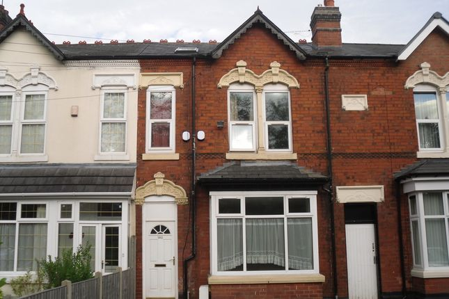 Thumbnail Flat to rent in Alcester Road South, Kings Heath, Birmingham