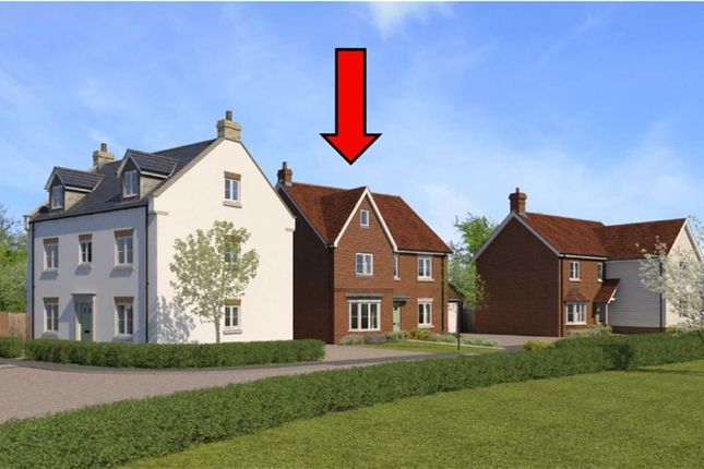 Thumbnail Detached house for sale in Plot 2 Orchard Green, Faversham, Kent