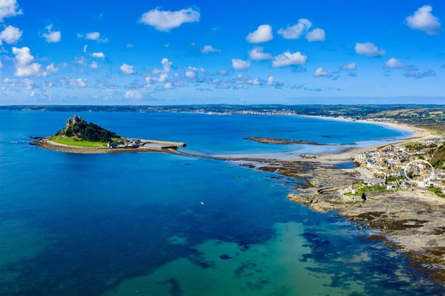 Thumbnail Detached house for sale in Fore Street, Marazion