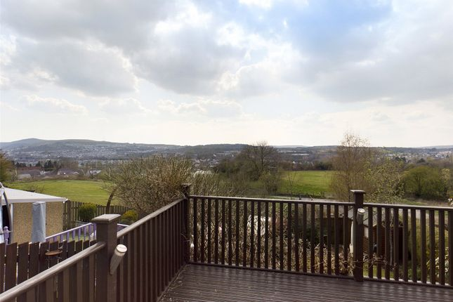 Thumbnail Semi-detached house for sale in Llangynidr Road, Beaufort, Ebbw Vale, Gwent