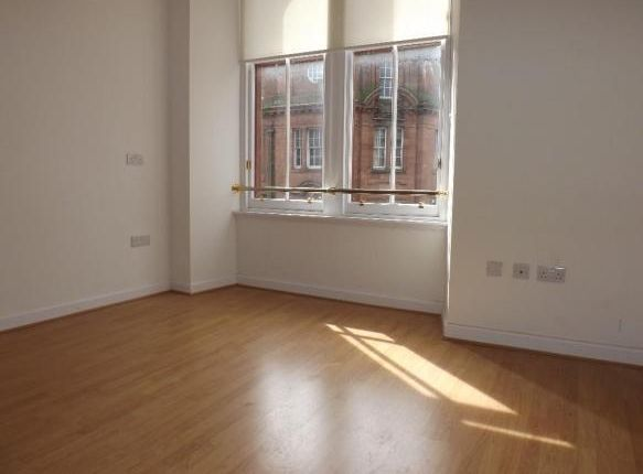 Thumbnail Flat to rent in John Finnie Street, Kilmarnock, Ayrshire