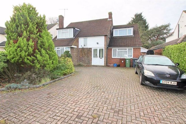 Thumbnail Detached house to rent in Links Drive, Elstree Borehamwood, Herts