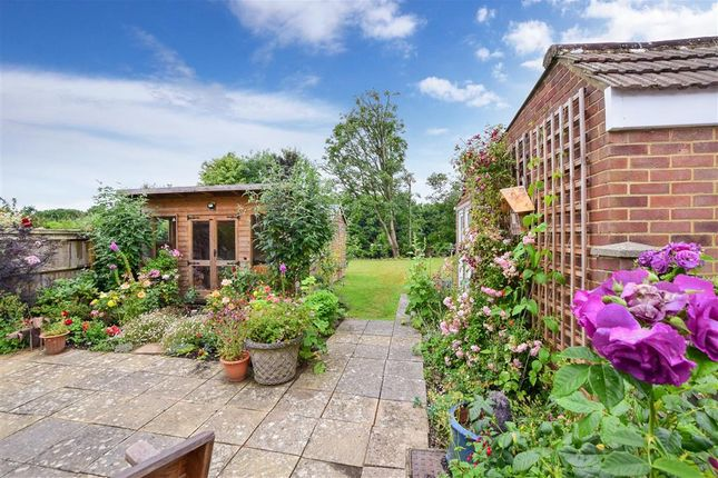 Rear Garden of Valley Drive, Maidstone, Kent ME15