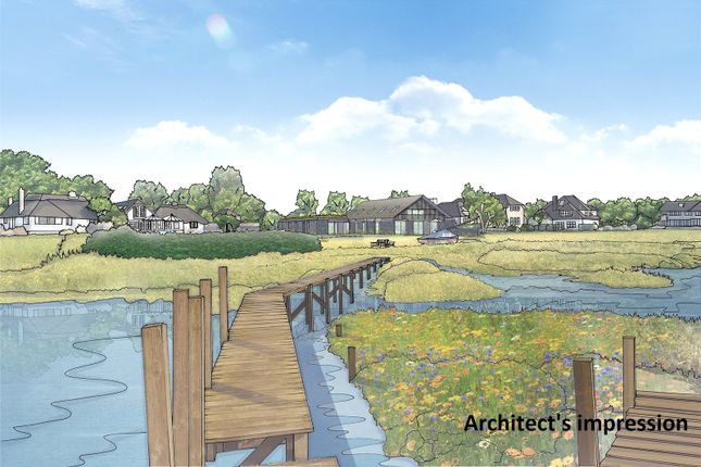Thumbnail Land for sale in Smugglers Lane, Bosham, Chichester, West Sussex