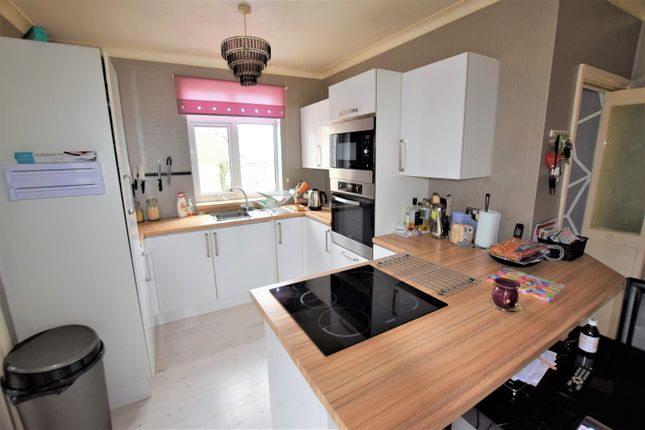 Thumbnail Semi-detached house for sale in Elwick Gardens, Efford, Plymouth