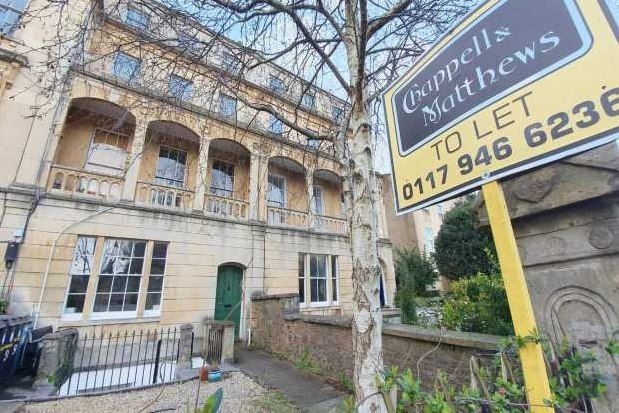 Thumbnail Flat to rent in Apsley Road, Bristol