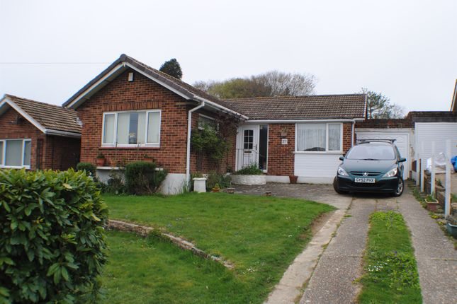 Thumbnail Bungalow for sale in Haslam Crescent, Bexhill-On-Sea