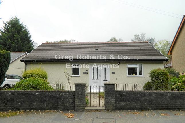 Thumbnail Bungalow for sale in Old Brewery Lane, Rhymney, Caerphilly County