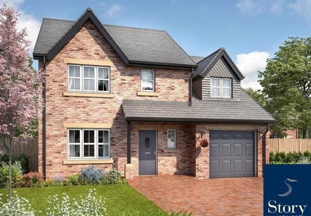 Thumbnail Detached house for sale in Plot 18 The Gosforth, Stainburn, Workington, Cumbria