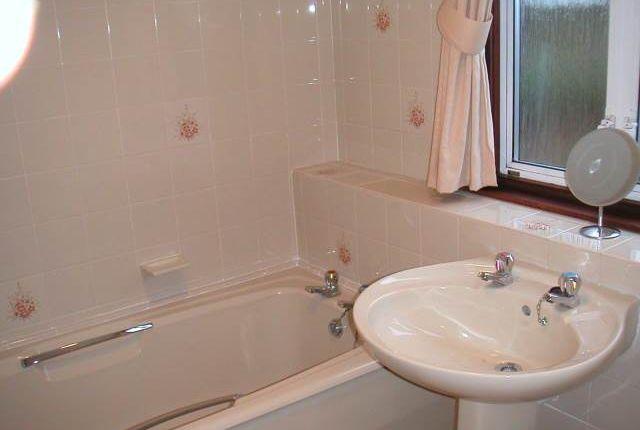 Bathroom of Glamis Drive, Dundee DD2