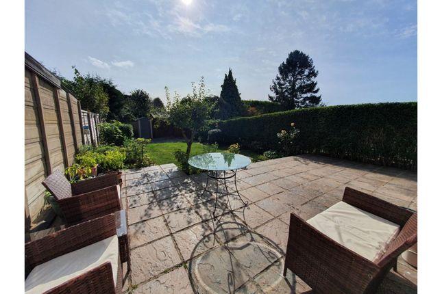 Rear Garden of Moat Avenue, Coventry CV3