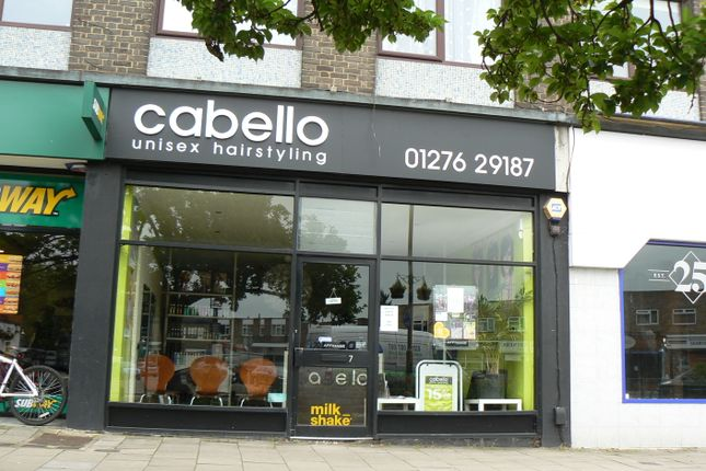Thumbnail Retail premises to let in 7 The Parade, Frimley, Camberley