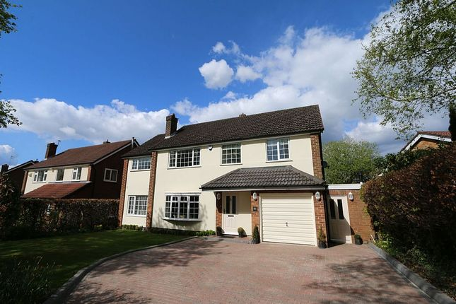 Thumbnail Detached house for sale in Legh Road, Prestbury, Cheshire